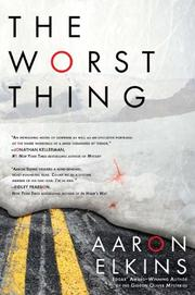 Book Cover for THE WORST THING
