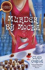Cover art for MURDER BY MOCHA