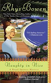 Book Cover for NAUGHTY IN NICE