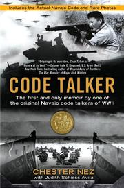 Cover art for CODE TALKER