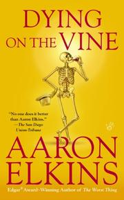 Cover art for DYING ON THE VINE