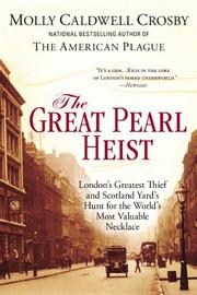Cover art for THE GREAT PEARL HEIST