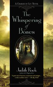 THE WHISPERING OF BONES by Judith Rock