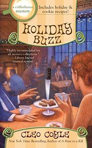 Book Cover for HOLIDAY BUZZ