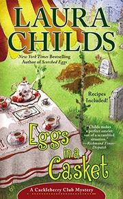 EGGS IN A CASKET by Laura Childs