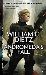 Book Cover for ANDROMEDA'S FALL