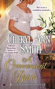 Book Cover for A CONVENIENT BRIDE