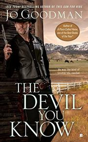 THE DEVIL YOU KNOW by Jo Goodman