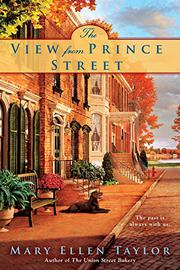 THE VIEW FROM PRINCE STREET by Mary Ellen Taylor
