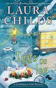 EGGS ON ICE by Laura Childs