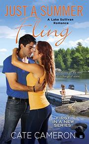 JUST A SUMMER FLING  by Cate Cameron
