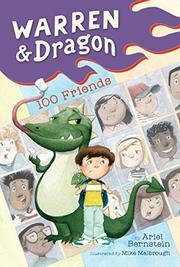 100 FRIENDS by Ariel Bernstein