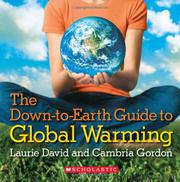 THE DOWN-TO-EARTH GUIDE TO GLOBAL WARMING by Laurie David