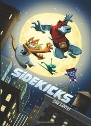 Book Cover for SIDEKICKS