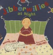 JIBBERWILLIES AT NIGHT by Rachel Vail