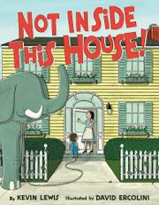 Book Cover for NOT INSIDE THIS HOUSE
