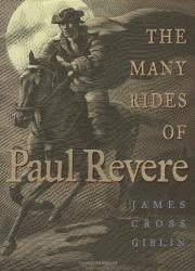 Book Cover for THE MANY RIDES OF PAUL REVERE