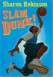 Cover art for SLAM DUNK!