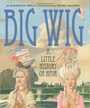 Book Cover for BIG WIG