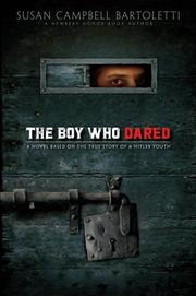 Book Cover for THE BOY WHO DARED