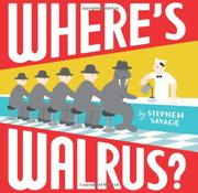 Book Cover for WHERE'S WALRUS?