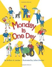 Cover art for MONDAY IS ONE DAY