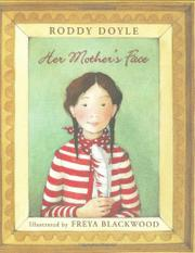 Cover art for HER MOTHER'S FACE