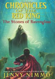 THE STONES OF RAVENGLASS by Jenny Nimmo