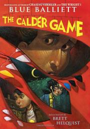 Cover art for THE CALDER GAME