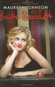Cover art for SUITE SCARLETT
