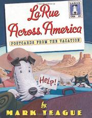 Cover art for LARUE ACROSS AMERICA
