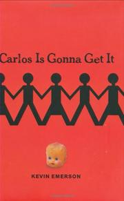 Cover art for CARLOS IS GONNA GET IT