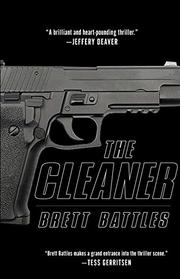 THE CLEANER by Brett Battles