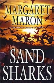 Book Cover for SAND SHARKS