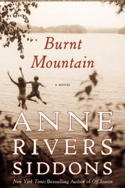 Cover art for BURNT MOUNTAIN