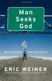 Cover art for MAN SEEKS GOD