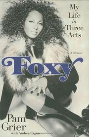 FOXY by Pam Grier
