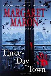 Cover art for THREE DAY TOWN