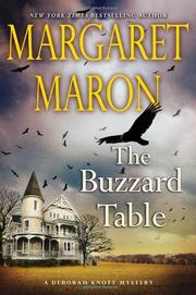Book Cover for THE BUZZARD TABLE