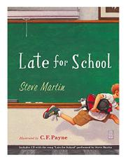Book Cover for LATE FOR SCHOOL