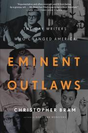 Cover art for EMINENT OUTLAWS