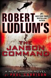 Cover art for ROBERT LUDLUM'S THE JANSON COMMAND