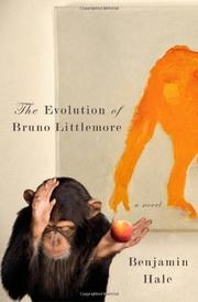 Cover art for THE EVOLUTION OF BRUNO LITTLEMORE