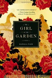 Book Cover for THE GIRL IN THE GARDEN