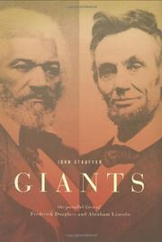GIANTS by John Stauffer