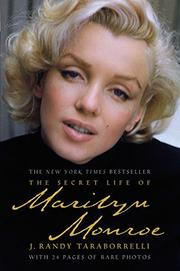 Book Cover for THE SECRET LIFE OF MARILYN MONROE