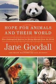 Cover art for HOPE FOR THE ANIMALS AND THEIR WORLD