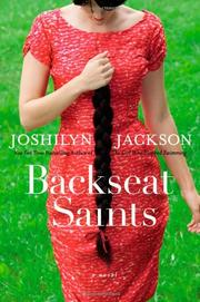 Book Cover for BACKSEAT SAINTS