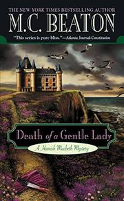 Book Cover for DEATH OF A GENTLE LADY