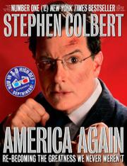Book Cover for AMERICA AGAIN